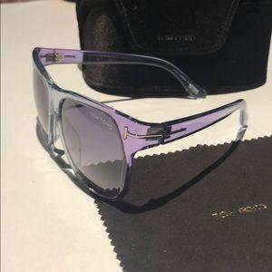 4b0c4eab8ae Tom Ford Accessories - Tom Ford woman s sunglasses TF188 blue   purple